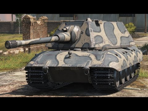 World of Tanks E100 - 10 Kills 10,3K Damage