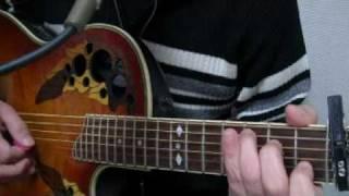 すごくいい歌なので弾き語りに挑戦してみました。