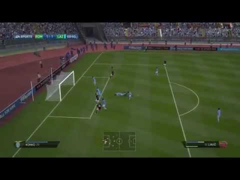 """FIFA Derbys #12 Italien: AS Rom - Lazio Rom (""""Derby della Capitale"""")"""