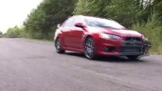 Mitsubishi Lancer Evolution X 2007   Performance   Drive.com.au
