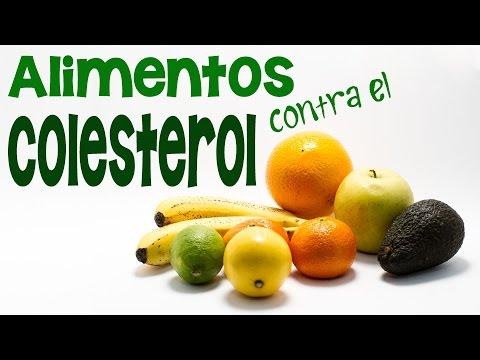 Qu alimentos comer para reducir el colesterol alto youtube - Alimentos que provocan colesterol ...