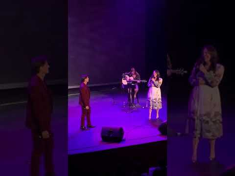 Lindsay Mendez & Derek Klena (Klendez) - 8/11/19 El Portal Theater LA
