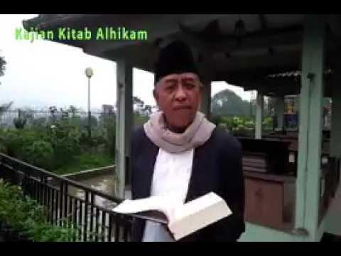 Kajian cahaya sufi kitab Al hikam, bersama Khm Luqman Hakim Hikmah ke 1 efisode 5
