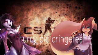 CS:GO | Furry Profile Pic Cringe Fest