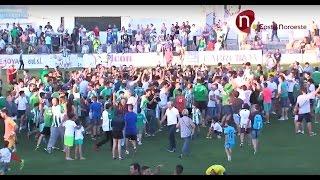 Resumen, Atlético Sanluqueño 2 - 0 Las Palmas Atlético - Semis Fase de Ascenso 2ªB