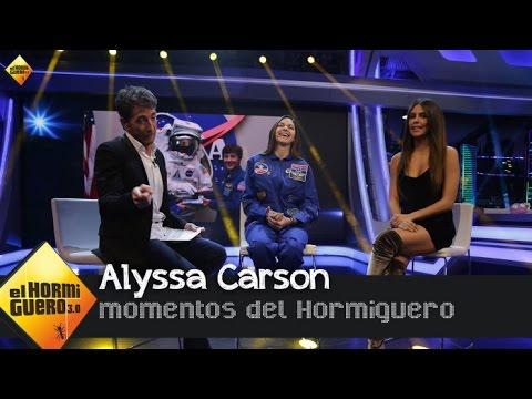 Alyssa Carson, la joven de 15 años que quiere viajar a Marte - El hormiguero 3.0
