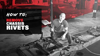 QA1 Tech: How T๐ Remove Rivets From a Chassis