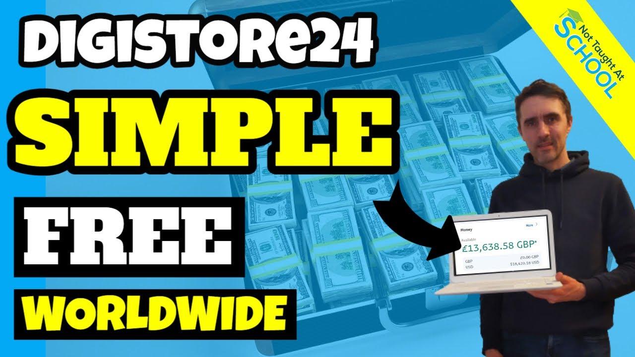 DigiStore24 Tutorial: Step By Step Walkthrough