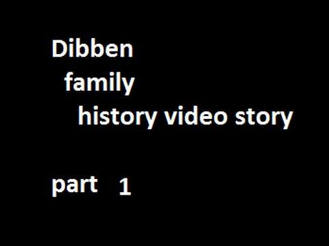 Dibben family history video story - part 1 Gunville, Dorset