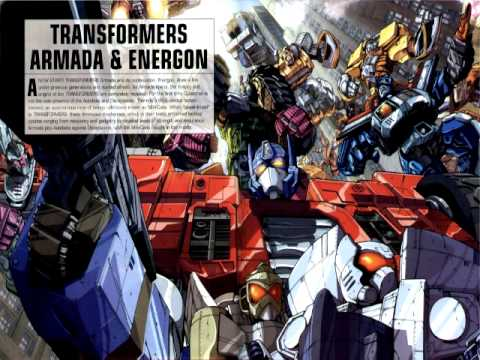 Transformers: The Ultimate Guide | Teletraan I: The ...