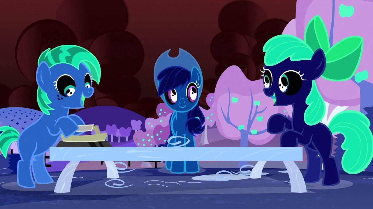 raise this barn   g major version my little pony