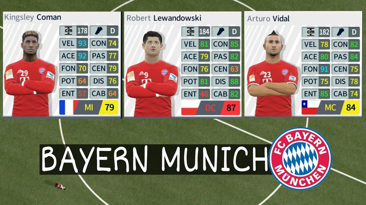 Descargar Plantilla: Del Bayern Munich+Dinero Infinito & No Root Para DLS 2017.