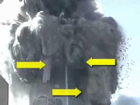 les images censurées du 11 septembre 2001 poster