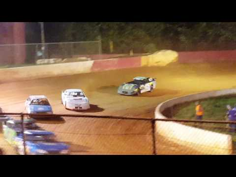 RWD 4 Cyl Series Race at East Lincoln Speedway May 7th 2016