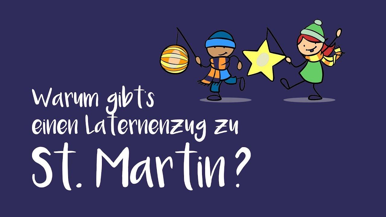 Sankt Martin Warum Gibt Es Sankt Martin Youtube