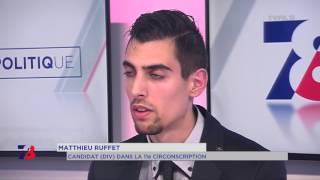 7/8 Politique – Législatives 2017 – Débat de la 11ème circonscription dans les Yvelines (2/2)