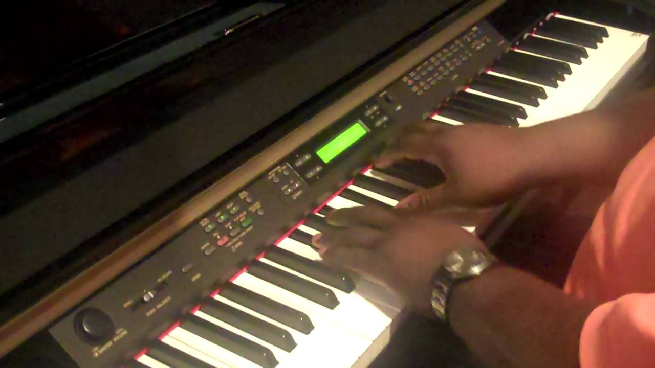 robert moore playing piano the evola music store in canton michigan youtube. Black Bedroom Furniture Sets. Home Design Ideas
