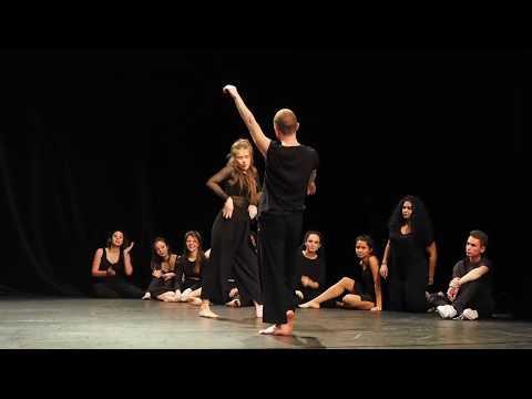 Artefact 2018 - Improvisation Danse