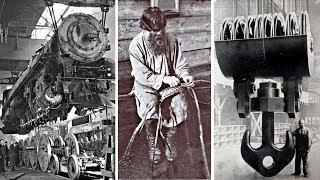 Технологии Первой мировой против лаптей