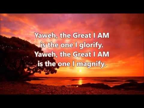Yaweh, the Great I AM (I will glorify) (יהוה, נהדר אני) (Jehová, grande soy) - Esther Wahome