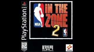 NBA in the Zone 2 (PlayStation)