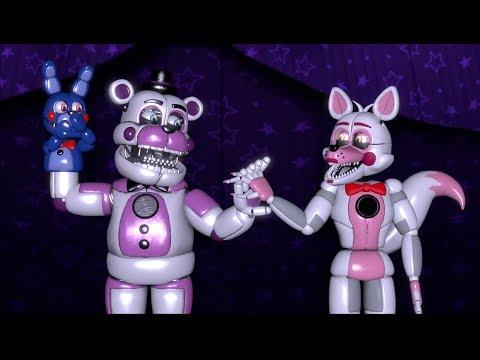 Funtime Freddy X Funtime Foxy SFM