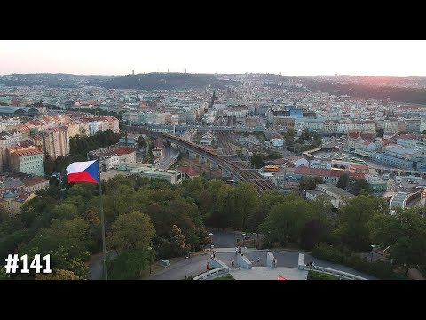 Exploring The City Of Prague! + AMAZING Drone Footage!!