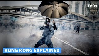 Everything is at stake for Hong Kong. Here's why | Just The FAQs