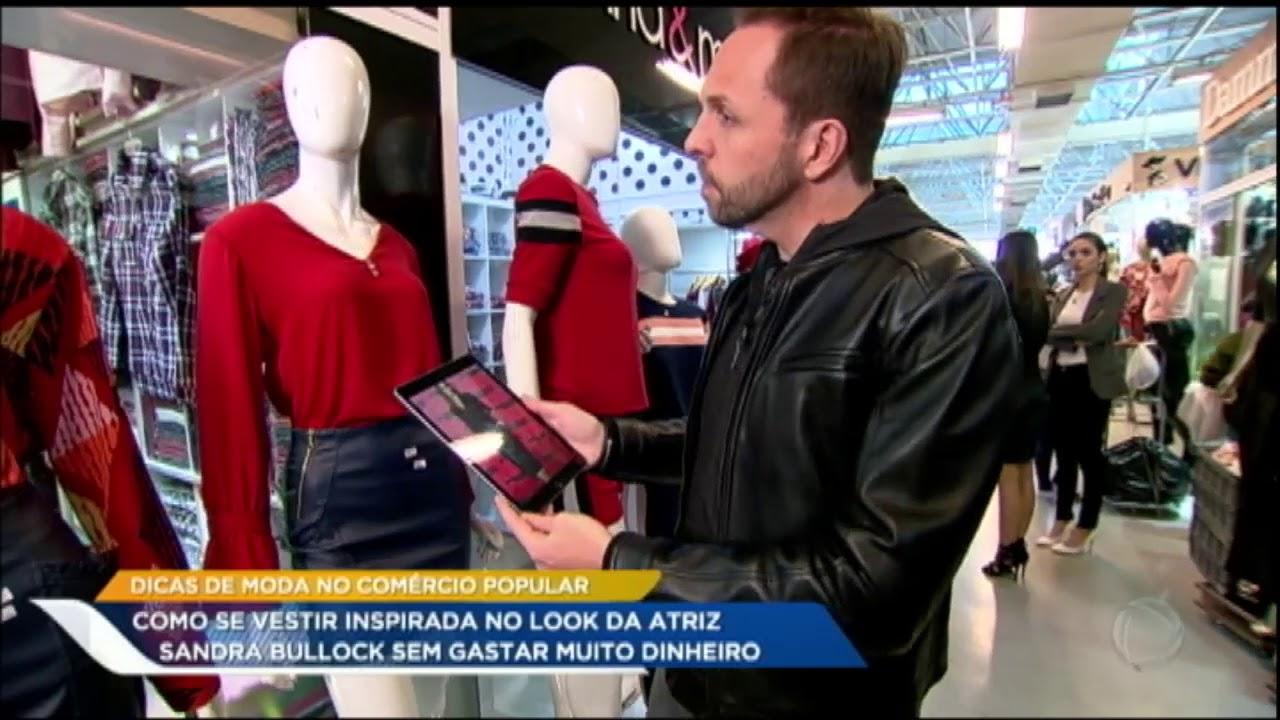 4a0b0f868aaf Gustavo Sarti mostra como se vestir como as famosas sem gastar dinheiro