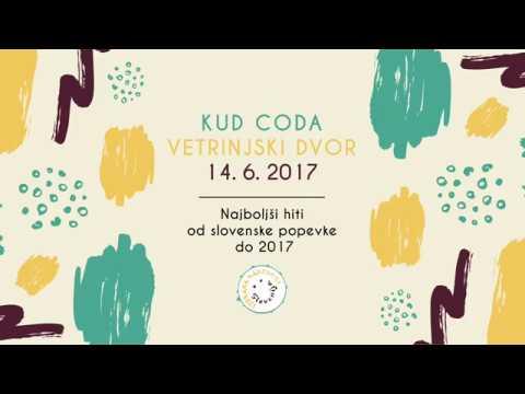 Krokodilčki - KUD Coda @ Kakovost iz Slovenije (Čuki cover)