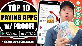 TOP 10 LEGIT PA¥ING APPS of SEPT. 2021! | MAKE MONEY ONLINE USING YOUR MOBILE PHONES! | Marky Vlogs