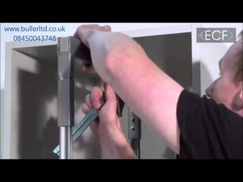 Kitchen Soft Close Pull Out Larder unit - installation guide. Buy @ Buller ltd