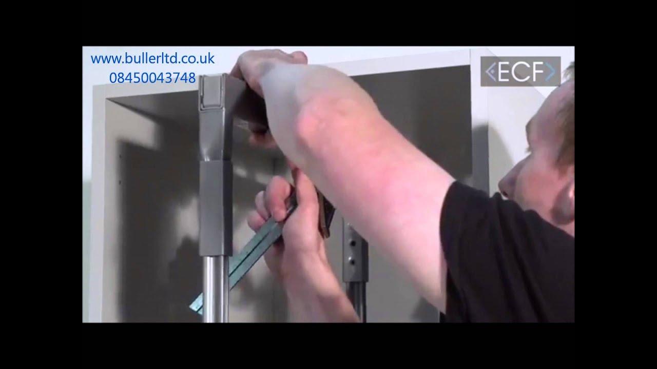Kitchen Cabinet Installation Guide Kitchen Soft Close Pull Out Larder Unit Installation Guide Buy