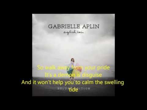 Gabrielle Aplin - Human (Lyrics)