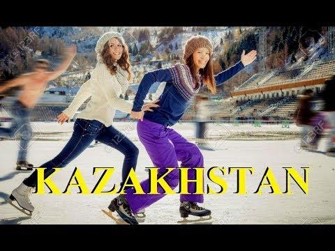 Kazakhstan/Almaty/Medeu/Trans-Ili Alatau Mountains Part 11