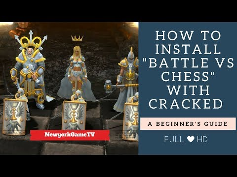 How to Install Battel vs Chess Game with Cracked - To Successfull Installation of Battle Chess