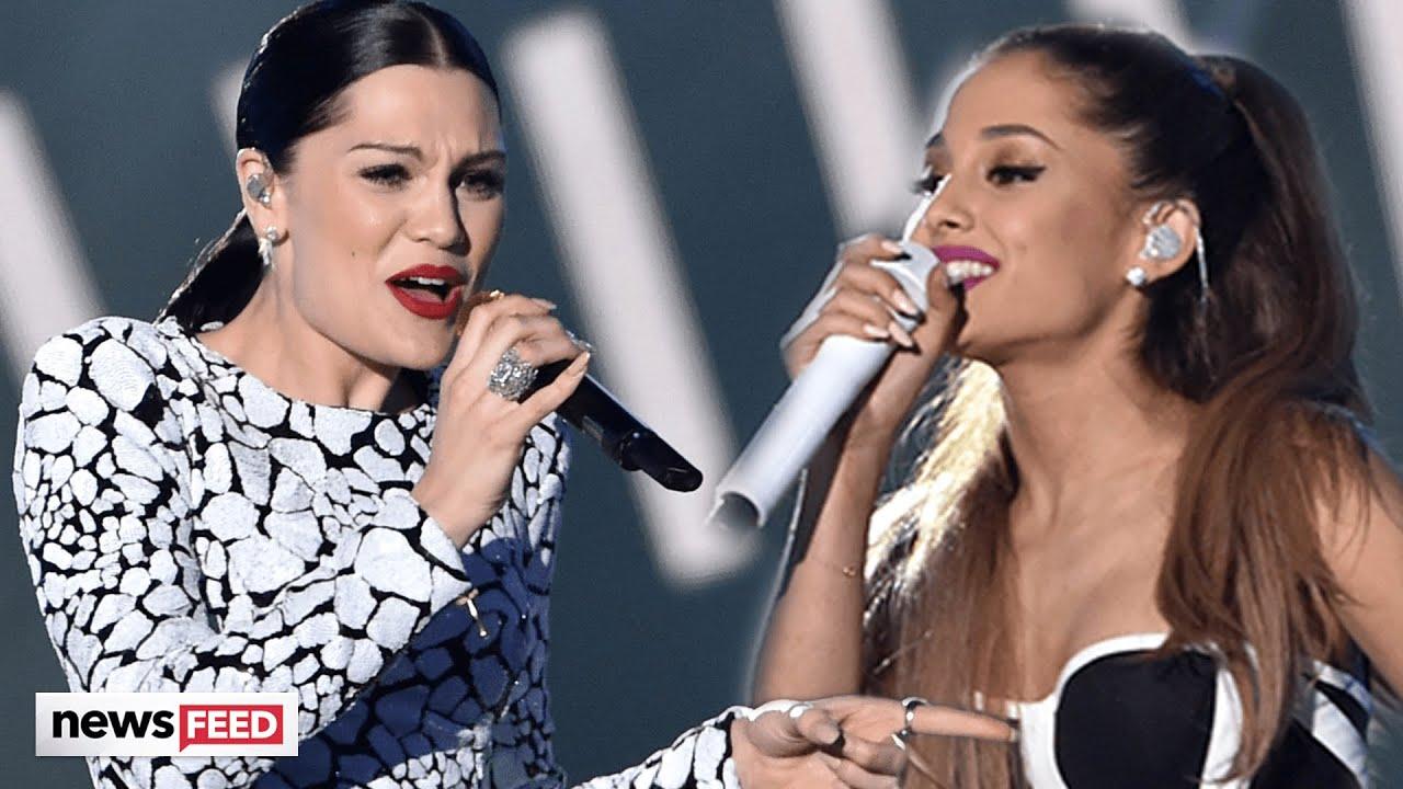 Ariana Grande & Jessie J Tease 'BIGGER' Collab Than 'Bang Bang'?!