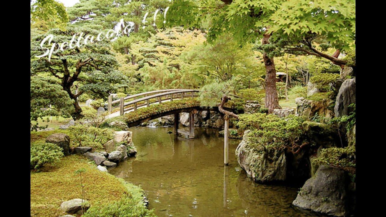 il palazzo imperiale di kyoto il giardino e