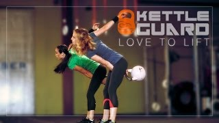 KettleGuard - Love to Lift Kettlebells