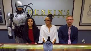 Dunkin's Diamonds VIP Charity Event
