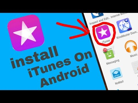 Install ITunes On Android Without Root
