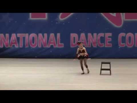 Competition Jazz Solo - East County Performing Arts Center
