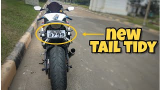New Tail Tidy For My CBR Fireblade 1000RR