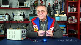 Контроллер ATmega8  управляет  RGB-светодиодом(, 2011-12-30T23:26:30.000Z)