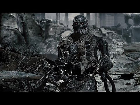 Come With Me If You Wanna Live | Terminator Salvation [Director's Cut]