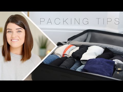 Holiday Packing Tips & Tricks | ViviannaDoesLifeStuff