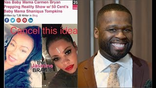 50 Cent CANCELS Baby Mama Reality Tv Show Bags
