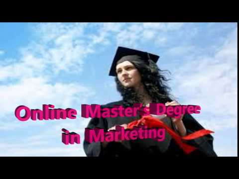 Online Master's Degree in Marketing  Best Online Degree Programme & Begining Salary in the world