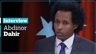 Cover images Turkey-Africa Relations: Abdinor Dahir, TRT World Research Centre