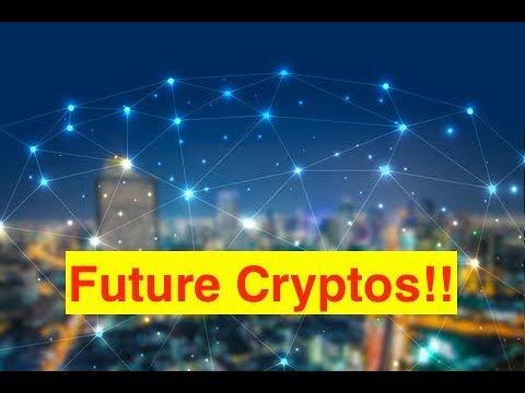 Cryptos and the Future! (Bix Weir)